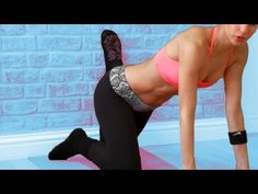 How to Stretch Tight Hip Flexors - YouTube