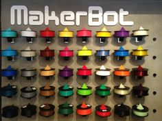 Makerbot Filament - different colors The benefits of 3d printing manufacturing are many ways like as Create new structures and shapes for new product ,use new mixtures of materials for create unique and wonderful design, save time valuable time and quickly produce production with cheap manufacturing and exposed new product very shortest time. www.sunruy.com