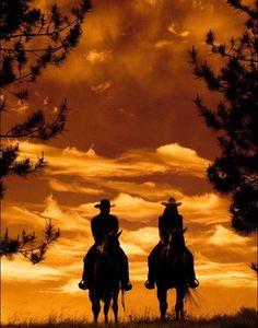 date idea: horseback riding together.