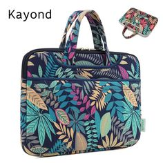 """2017 Newest Brand Kayond Handbag For Laptop 11,12,13,14,15,15.6 inch,Sleeve Case Bag For MacBook Air Pro 13.3"""", Free Shipping"""