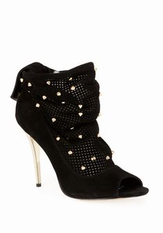 bebe | Vida Perforated Studded Sandal - View All