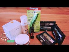 Fall Beauty Haul: Monthly Faves + Reveals from Influenster HQ - YouTube