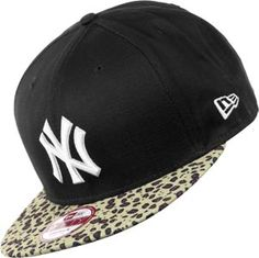 New Era Animal Pack Ny Yankees gorra black leopard 31c47b6bc0e