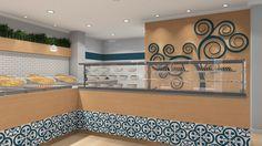"""Infografías del nuevo """"Mosset Mediterrani"""" situado en Carcaixent. Diseño de interiorismo por MSE Project"""