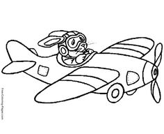 Airplane coloring pages! FREE cars, boats and train pages too Airplane Coloring Pages, Cool Coloring Pages, Printable Coloring Pages, Coloring Pages For Kids, Coloring Sheets, Coloring Books, Online Games For Kids, Fun Games For Kids, Art For Kids
