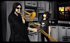 When Persephone isn't home.......... I don't know why I love this so much