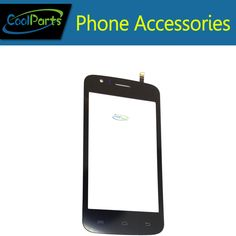 1PC/Lot Replacement Part  For Explay  Atom Touch Screen Digitizer Touch Glass  #Affiliate