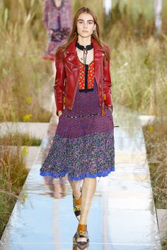 Coach   Ready-to-Wear - Spring 2016   Look 5