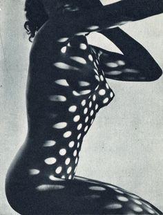 Heinrich Heidersgerber - female contours - 1930s