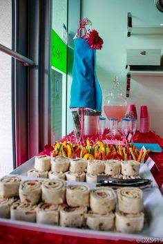Spa Pamper Birthday Party Ideas | Photo 8 of 21 | Catch My Party