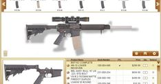 Welcome to the AR-15 Builder 1. Build a NEW gun from scratch using the drop-down menus. 2. Build a replica of an EXISTING gun and see how new upgrades will look. 3. Select a PREMADE gun from a list of COMPLETE RECEIVERS. 4. Browse guns you've created and saved (login required) for update or...