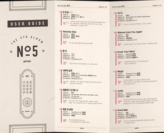 2PM the 5th album <No.5> User Guide #2PM #No5 #우리집