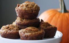 Spiced Pumpkin Muffins [Vegan, Gluten-Free]
