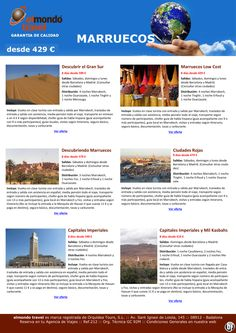 Marruecos desde 429 euros ultimo minuto - http://zocotours.com/marruecos-desde-429-euros-ultimo-minuto/