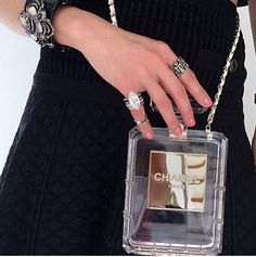 Beautiful Hermes Collection featuring Hermes Birkins Kellys Accessories of Jamie Chua Chanel Clutch, Chanel No 5, Chanel Boy Bag, 2015 Fashion Trends, 2015 Trends, Bottle Bag, Perfume Bottle, Chanel Perfume, Chanel Shoulder Bag