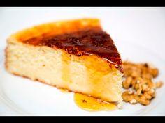 Quesada gallega o tarta de requesón | Cocina