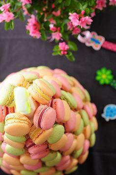 .Macarons exquis  : ❤️*❤️