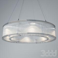3d модели: Люстры - Licht im Raum Stilio Uno 550/800