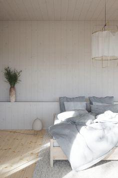 Interior S, Interior Design, Built In Furniture, Minimalism, Bedroom Decor, Cottage, Indoor, House Styles, Wood