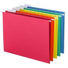 Smead%26reg%3B+Color+Hanging+Folders%2C+Letter+Size%2C+Brights%2C+Pack+Of+25
