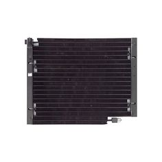 AC Condenser; 84-97 Jeep Cherokee XJ, 2.5/2.8L - Crawltech Offroad