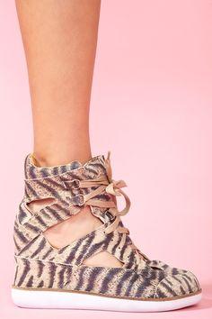 Padua Wedge Sneaker