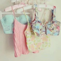 Pastel fashion