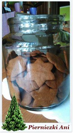 Babcia radzi coś...: Pierniki, pierniczki i prosty przepis na nie Wok, Pickles, Cucumber, Cookies, Baking, Recipes, Winter, Biscuits, Bread Making