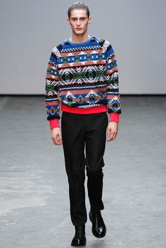 Fall 2015 Menswear  Casely-Hayford http://www.style.com/slideshows/fashion-shows/fall-2015-menswear/casely-hayford/collection/28