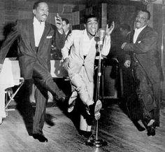 Sammy Davis Sr &Sammy Davis Junior& Will Mastin
