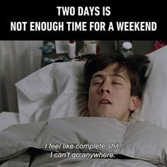 How did two days go by so quick? @9gagmobile #9gag #weekend #holiday #FF #awesome #followback #F4F