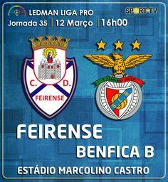 CLUBE DESPORTIVO FEIRENSE: Feirense - Benfica B | Antevisão