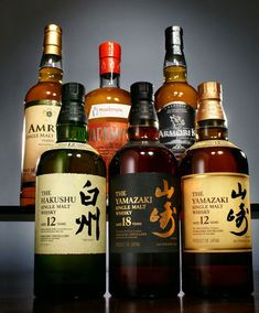 Whiskey from Around the World - International Scotch Whisky