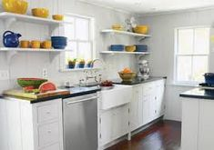 A Functional Kitchen Layout With Period Details this old house article on small kitchen design Kitchen Interior, Kitchen Design Small, Kitchen Remodel, Kitchen Decor, Small Space Kitchen, Small Kitchen Layouts, Kitchen Layout, Tiny Kitchen, Kitchen Design