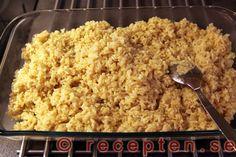 Macaroni And Cheese, Grains, Rice, Ethnic Recipes, Food, Essen, Mac And Cheese, Yemek, Jim Rice