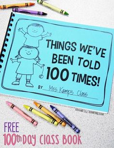 100th Day of School Ideas - First Grade Blue Skies