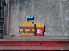 Paris--France--PA-1326-10eme-30pts Space Invaders, Parcs, Land Art, Best Artist, Rue, Paris France, Murals, Art Ideas, Mosaic