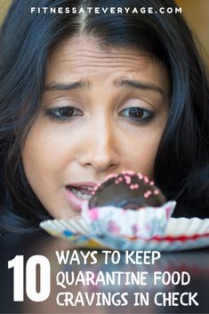 Just published 10 ways to keep quarantine food cravings in check. None of us is immune to it.  #fitness #fit #fiitgirl #fitspo #fitnessgirl #fitnessbody #healthylifestyle #healthyeating #foodcravings #controllingfoodcravings #howtocontrolfooodcravings #healthyfoodcravings Late Night Food, Eating At Night, Sugar Cravings, Food Cravings, How To Stop Cravings, Binge Eating, Mindful Eating, Healthy Skin Care, Health And Fitness Tips