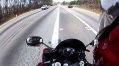Holland Highway Acceleration [2009 Yamaha R6]