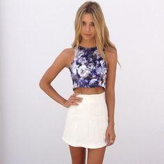 stylish girls at sabo skirt.