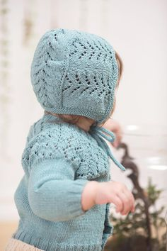 Baby Boy Cardigan, Knit Baby Dress, Knitted Baby Cardigan, Knit Baby Sweaters, Knitted Baby Clothes, Baby Hats Knitting, Baby Knits, Baby Knitting Patterns, Hand Knitting