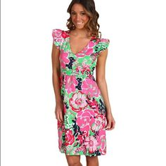 Nwt Cherry Dress - A Thing Called Love