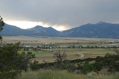 Home sweet home. Buena Vista Colorado.
