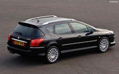 Peugeot 407. You can download this image in resolution 1920x1200 having visited our website. Вы можете скачать данное изображение в разрешении 1920x1200 c нашего сайта.