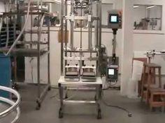 Semi Automatic Net Weight Filling Machine Demonstration