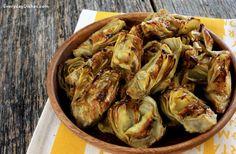 Roasted artichoke hearts Roasted Artichoke Hearts, Artichoke Heart Recipes, Canned Artichoke Recipes, Baked Artichoke, Vegetable Recipes, Vegetarian Recipes, Cooking Recipes, Healthy Recipes, Vegetarian
