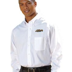 Port authority clothing embroidery and printing services for Company shirts with logo no minimum