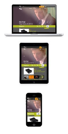 RA site on all devices