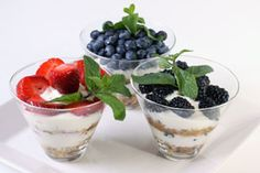 B12-Boosting Parfait! For Easy, Healthy Meal Ideas Check out my blog www.nutri-magnets.com/easy-meals-snacks