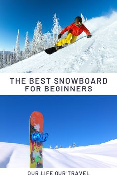 How to buy the best beginner snowboard? Guide to your first snowboard. Snowboards for women, men, and kids as well. You will get to know what to pay attention to when choosing your board, including snowboard shapes, sizes, flex, and profiles. #snowboarding #beginner #beginnersnowboards Finland Travel, Norway Travel, Canada Travel, Us Travel, Budget Travel, Travel Tips, Sweeden Travel, Best Places In Europe, Brazil Travel
